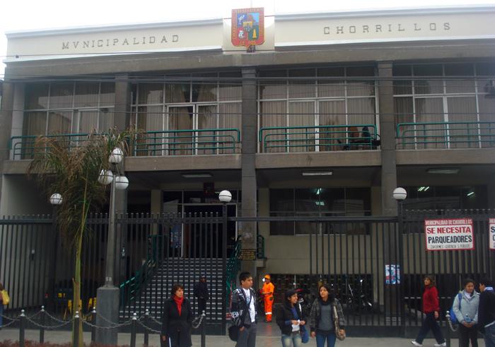 #EleccionesMunicipales2018 | CHORRILLOS Encuesta Online – MARZO 2018