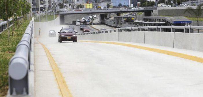 Municipalidad de Lima entregó obras de mejoramiento vial en Av. Paseo de la República