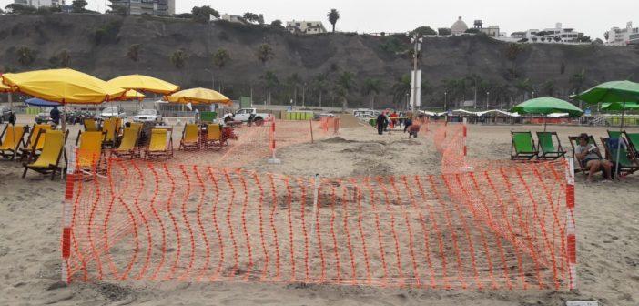 Chorrillos: Playa Agua Dulce contará rampas para personas son discapacidad