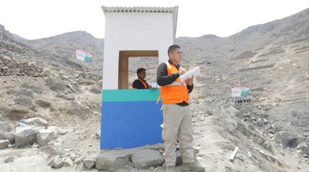VMT: Municipalidad de Lima coloca casetas de vigilancia en Lomas de Paraíso contra invasiones