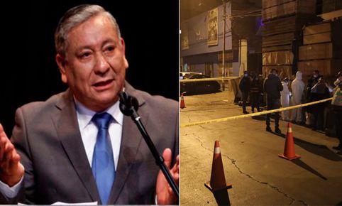 Alcalde de Los Olivos sobre tragedia en discoteca: «Mi responsabilidad es estrictamente emocional»